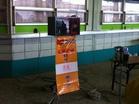 船橋競馬場ダート駅伝の写真です。